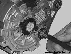 ланос ремонт генератора