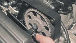 Замена масла в двигателе ланос